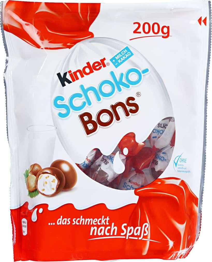 Abbildung des Sortimentsartikels Kinder Schoko-Bons 200g