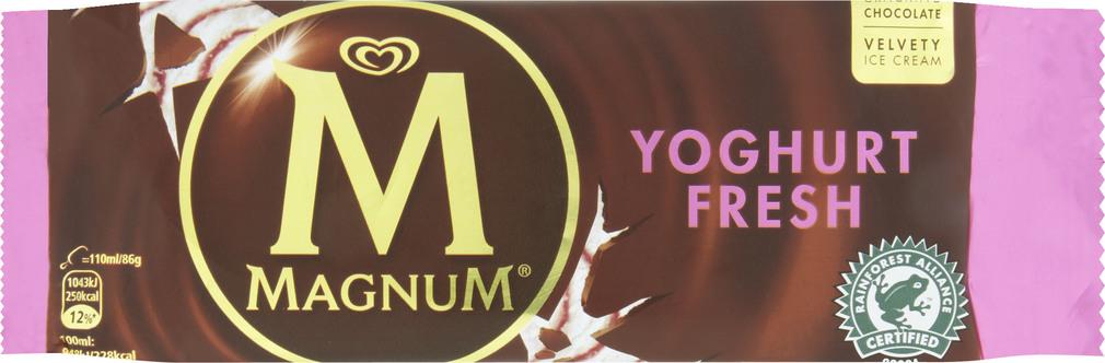 Abbildung des Sortimentsartikels Magnum Yoghurt Fresh 110ml