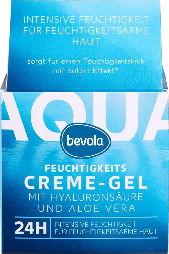 Abbildung des Sortimentsartikels Bevola 24h Feuchtigkeitscreme Aqua 50ml