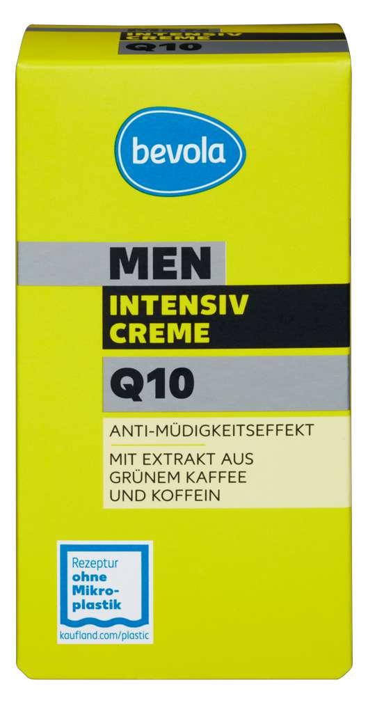 Abbildung des Sortimentsartikels Bevola Intensivcreme Q10 Men 50ml