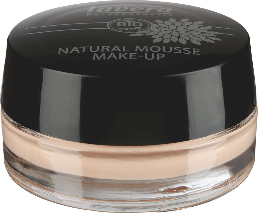 Abbildung des Sortimentsartikels Lavera Natural Mousse Make-Up Ivory 01