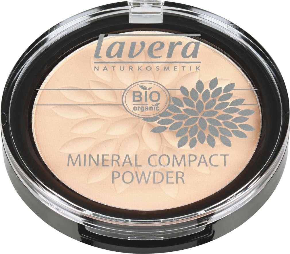 Abbildung des Sortimentsartikels Lavera Mineral Compact Powder sunset Kiss 02