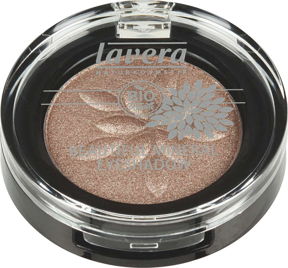 Abbildung des Sortimentsartikels Lavera Beautiful Mineral Eyeshadow Shiny Taupe 04
