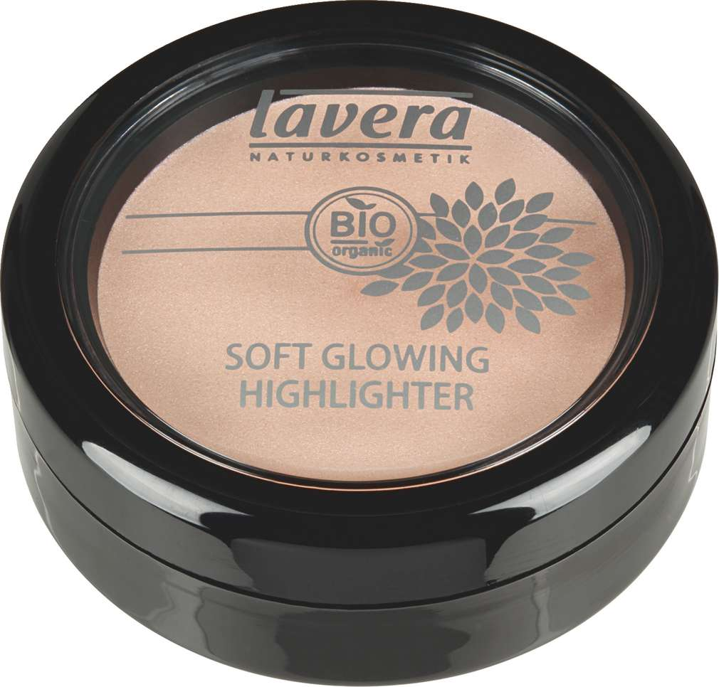Abbildung des Sortimentsartikels Lavera Soft Glowing Highlighter Shining Pearl 02