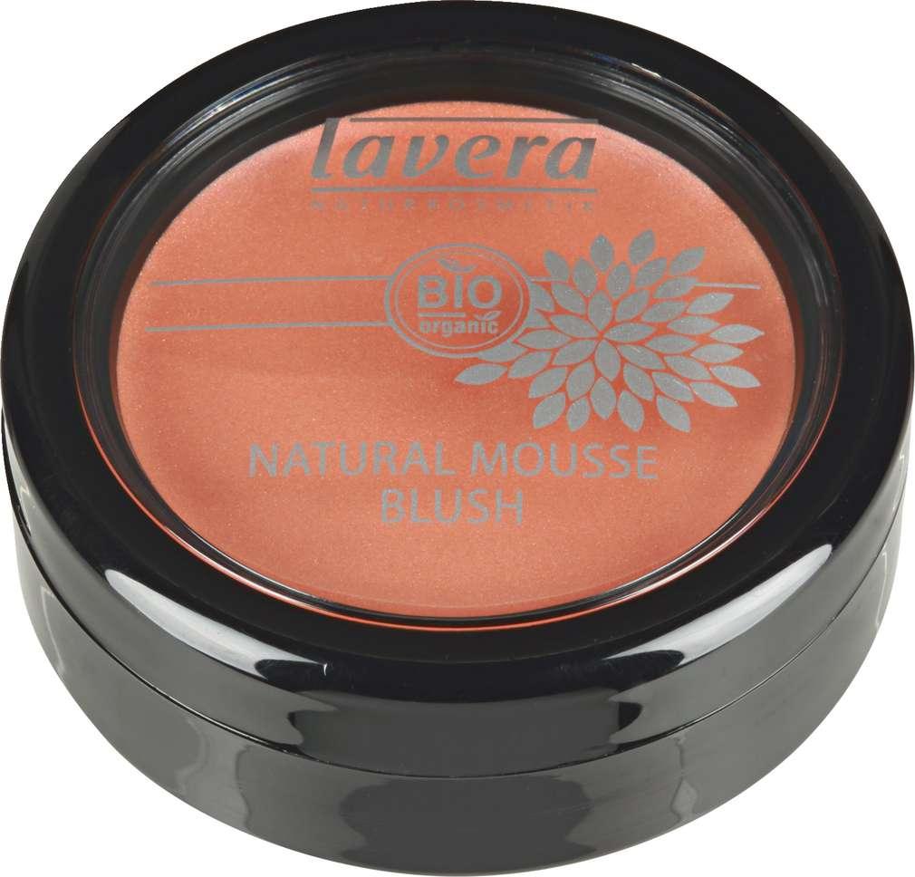 Abbildung des Sortimentsartikels Lavera Natural Mousse Blush Classic Nude 01