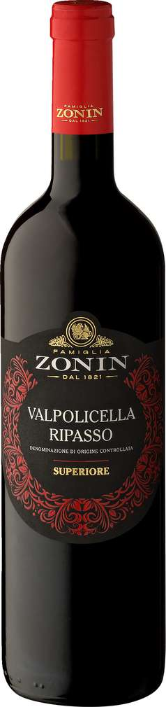 Abbildung des Sortimentsartikels Zonin Valpolicella Ripasso Superiore 0,75l