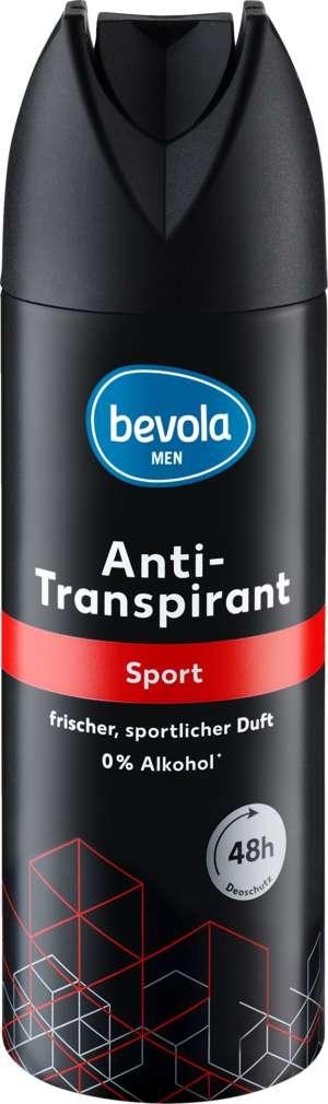 Abbildung des Sortimentsartikels Bevola AT Men Sport 200ml