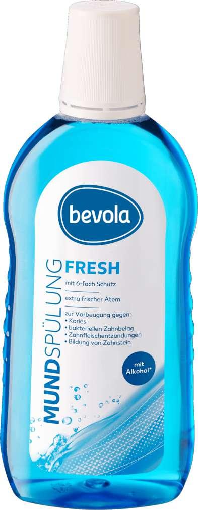 Abbildung des Sortimentsartikels Bevola Mundspülung fresh 500ml