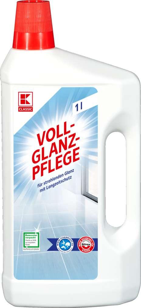 Abbildung des Sortimentsartikels K-Classic Vollglanz - Bodenreiniger 1,0l