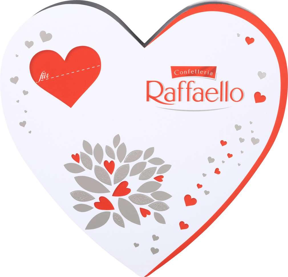 Abbildung des Sortimentsartikels Ferrero Herz 140g