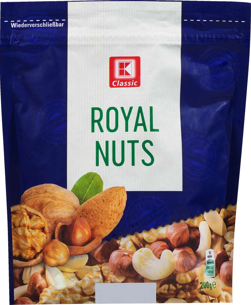 Abbildung des Sortimentsartikels K-Classic Royal Nuts 200g