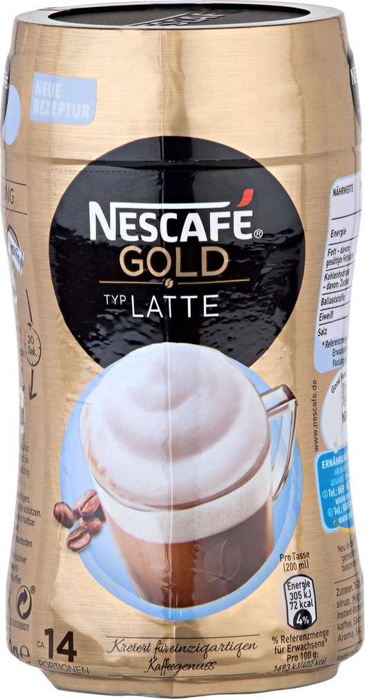 Abbildung des Sortimentsartikels Nescafé Gold Latte 250g