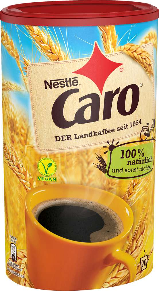 Abbildung des Sortimentsartikels Caro Landkaffee 200g