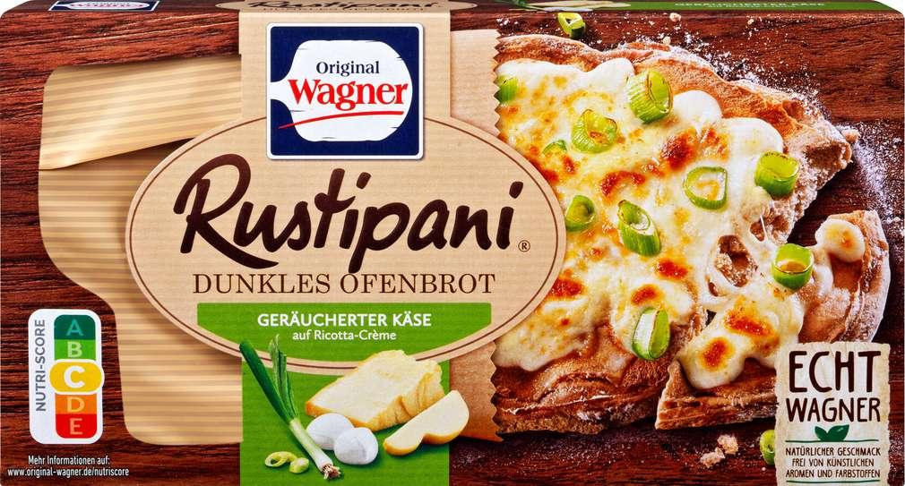 Abbildung des Sortimentsartikels Wagner Geräucherter Käse auf Ricotta-Creme 175g