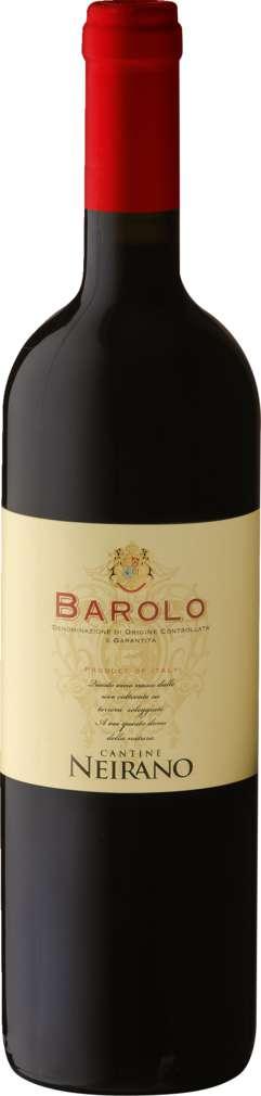 Abbildung des Sortimentsartikels Cantine Neirano Barolo DOC 0,75l