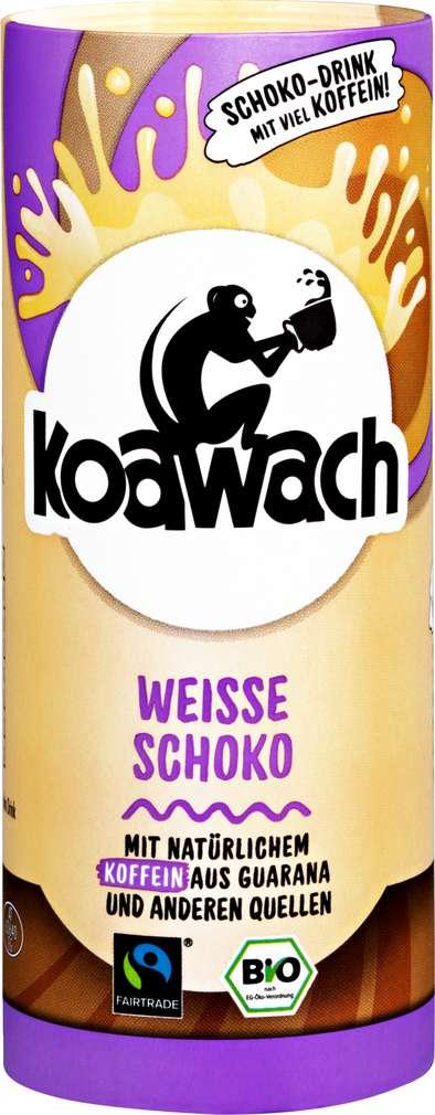 Abbildung des Sortimentsartikels Koawach Bio-Faitrade-Drink weisse Schoko 235ml
