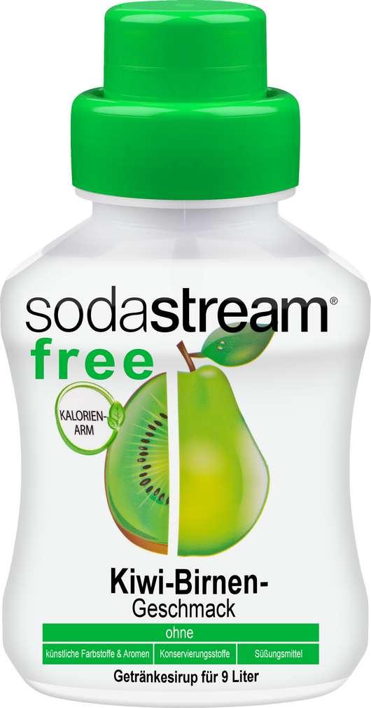 Abbildung des Sortimentsartikels SodaStream Free Kiwi-Birne 375ml