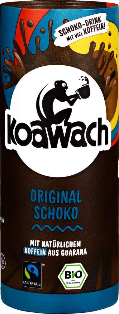 Abbildung des Sortimentsartikels Koawach Bio Original Schoko Drink 235ml