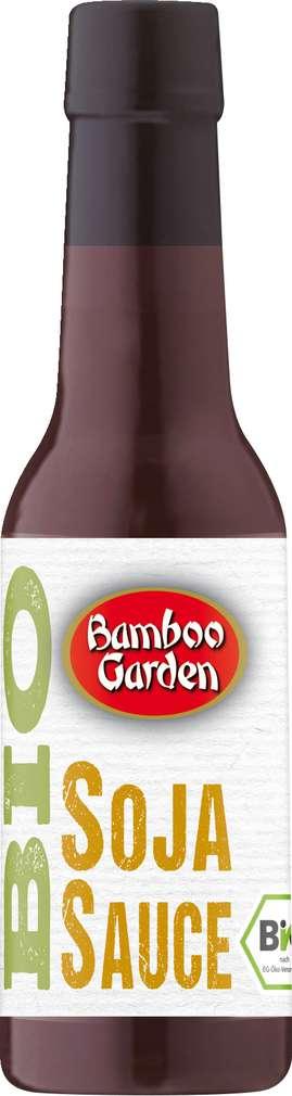 Abbildung des Sortimentsartikels Bamboo Garden Sojasauce Bio 150ml