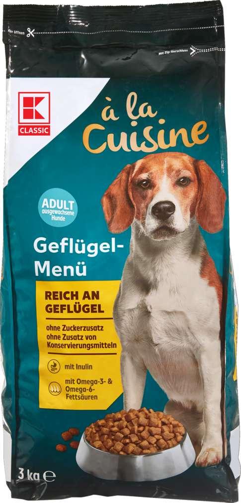 Abbildung des Sortimentsartikels K-Classic Hundenahrung Standard Adult 3kg