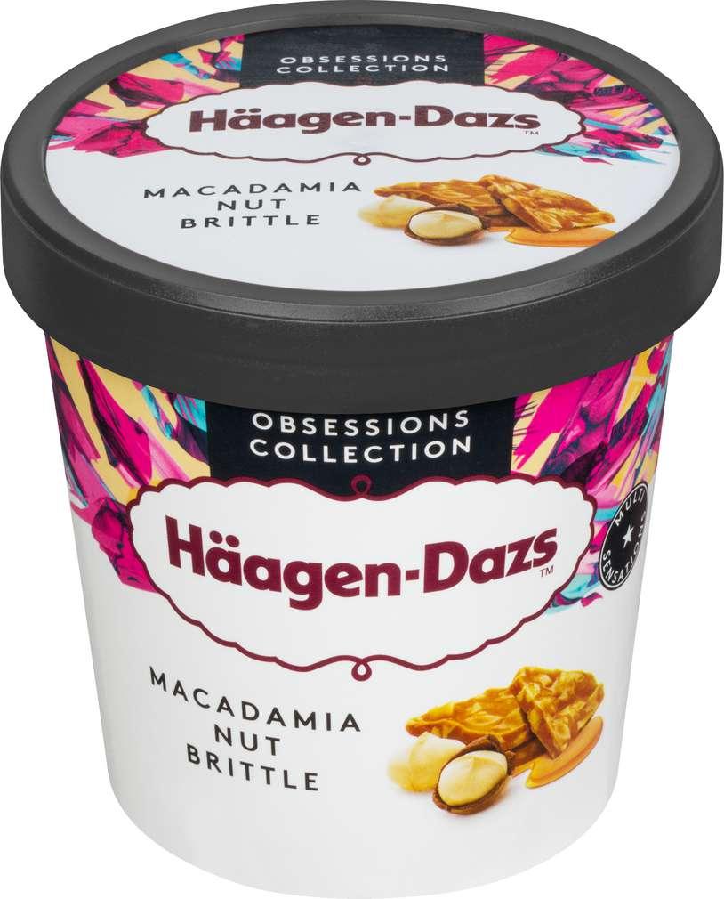 Abbildung des Sortimentsartikels Häagen-Dazs Macadamia Nut 460ml