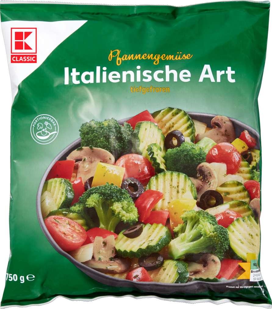 Abbildung des Sortimentsartikels K-Classic Gemüsepfanne Italienische Art 750g