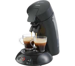 Abbildung des Angebots PHILIPS Pad-Kaffeemaschine »Volks.Senseo HD6554/69«