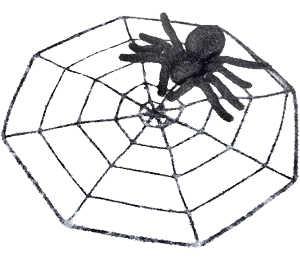 Abbildung des Angebots Halloween-Spinnennetz