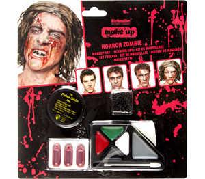 Abbildung des Angebots Halloween-Schmink-Set »Zombie«