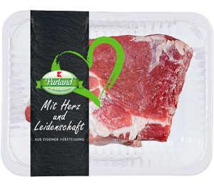 Abbildung des Angebots K-PURLAND Schweinenacken/-Kamm