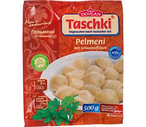 Abbildung des Angebots DOVGAN Taschki Pelmeni