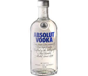 Abbildung des Angebots ABSOLUT Vodka oder Citron