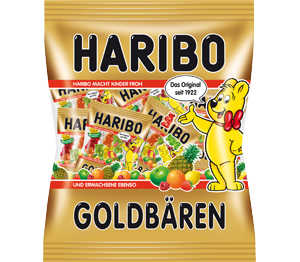 Abbildung des Angebots HARIBO Goldbären Minis