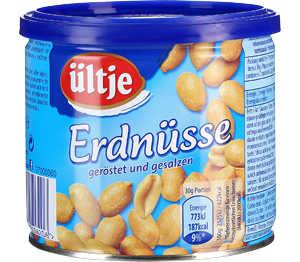 Abbildung des Angebots ÜLTJE Erdnüsse