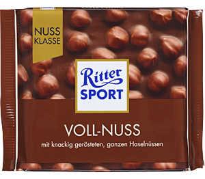 Abbildung des Angebots RITTER SPORT Schokolade Nuss-Klasse