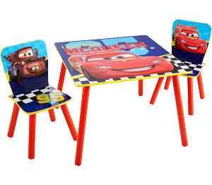 Abbildung des Angebots Disney Cars Tisch-Set