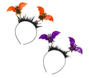 Abbildung des Angebots Halloween-Haarreif »Fledermaus«