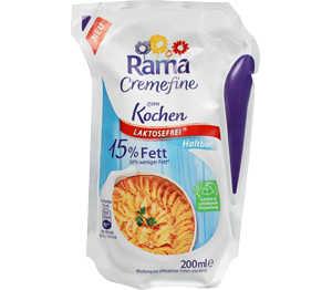 Abbildung des Angebots RAMA Cremefine
