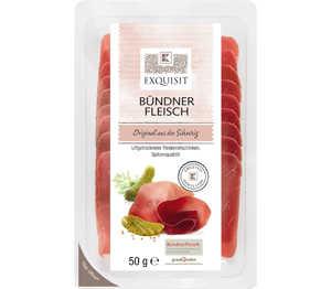 Abbildung des Angebots EXQUISIT Bündnerfleisch