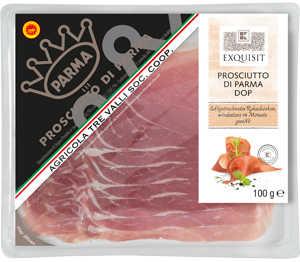 Abbildung des Angebots EXQUISIT Prosciutto di Parma DOP
