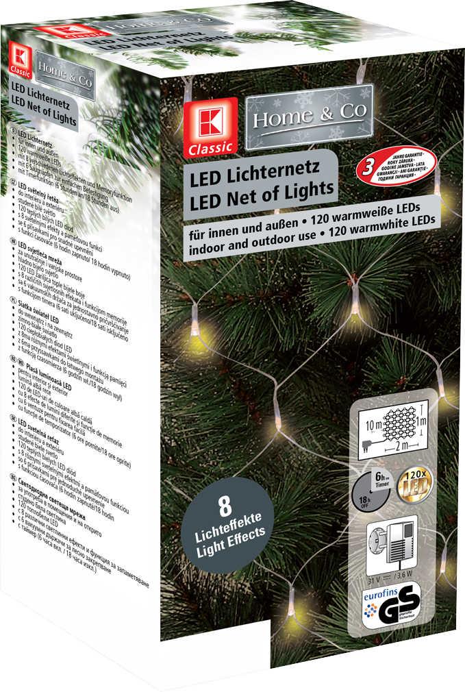 Abbildung des Angebots K-CLASSIC LED-Lichternetz