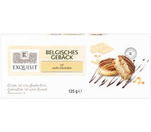 Abbildung des Angebots EXQUISIT Belgisches Gebäck