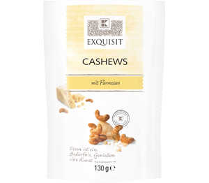 Abbildung des Angebots EXQUISIT Cashews oder Nuss-Selection