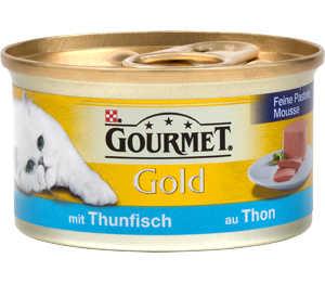 Abbildung des Angebots GOURMET GOLD Katzennahrung