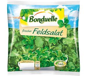 Abbildung des Angebots Bonduelle »frischer Feldsalat« oder »junger Spinat«