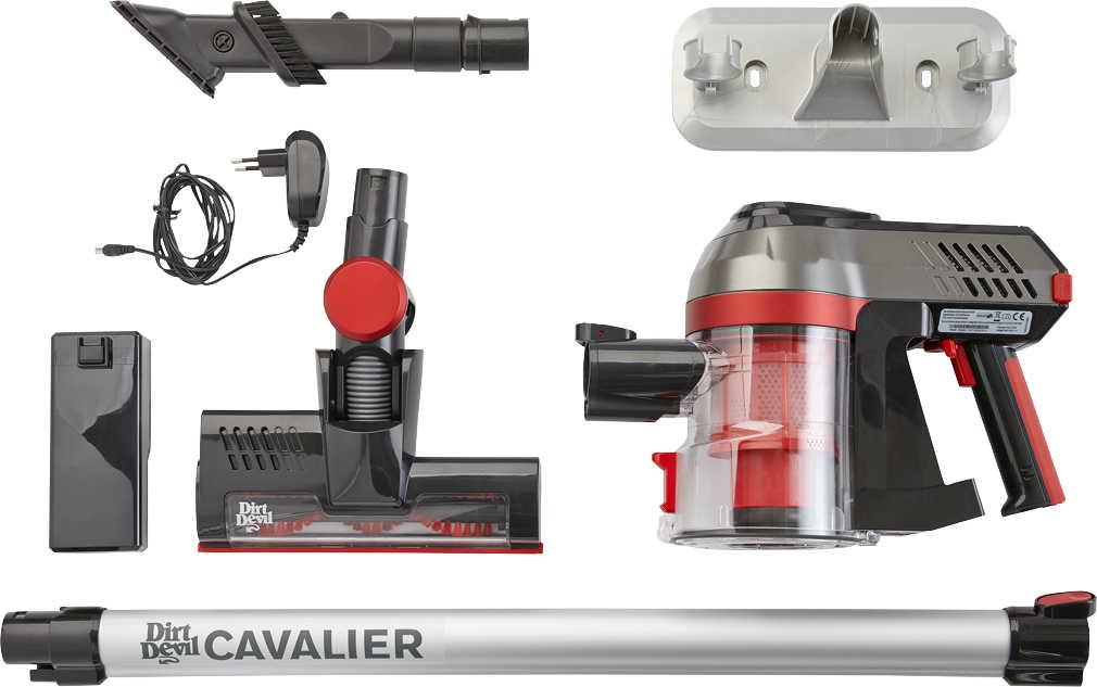 Abbildung des Angebots DIRT DEVIL Beutelloser Akku-Handstaub- sauger »Cavalier DD698-1«