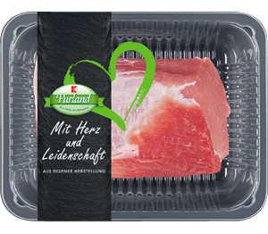 Abbildung des Angebots K-PURLAND Schweinerücken am Stück