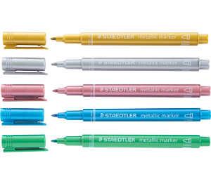 Abbildung des Angebots STAEDLER Metallic Marker