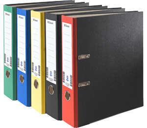 Abbildung des Angebots K-CLASSIC Ordner »Wolkenmarmor« für DIN-A4-Dokumente