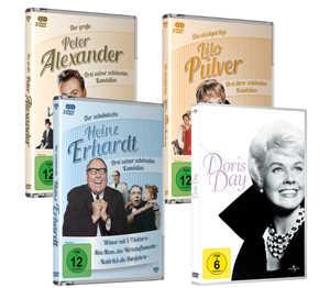 Abbildung des Angebots DVD oder DVD-Box »Kult-Komödien«